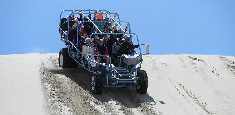 Giant Dune Buggy 1