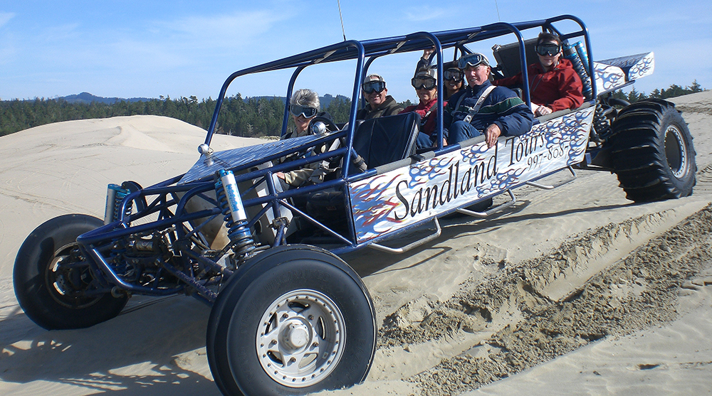 Sandrail Tours | Sandland Adventures | Florence, Oregon